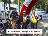 Navigator wygrywa TNFAT! fot. adventuretrophy.pl