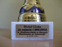Puchar dla Michała