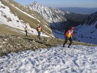 MArsz granią fot. adventuretrophy.pl
