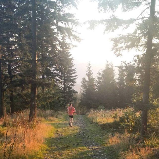 NBRteam z wizyt u napierajpl dobremiejsce beskidy bieganie trailrunning runninghellip