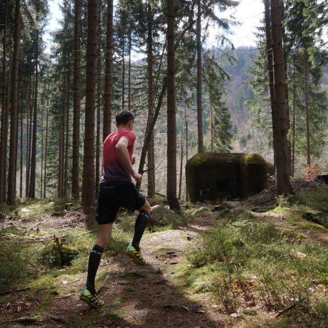 Bunkry s i jest fajnie  trailrunning mountains karkonosze runninghellip