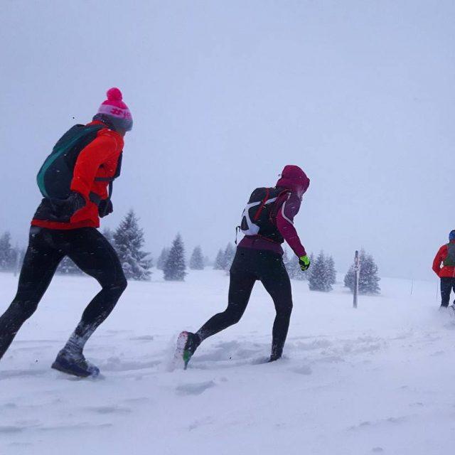 Drugie spotkanie przyjaci NorBeRta i NBR inprogress NBRpcamp2017 winterrunning trailrunninghellip