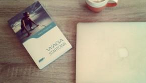 """Opis książki """"Waga startowa"""" autorstwa Matta Fitzgeralda."""